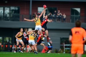 Richmond will take on Essendon in a VFL Dreamtime match at the ME Bank Centre this Saturday