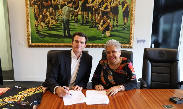 Richmond supports National Congress Accord