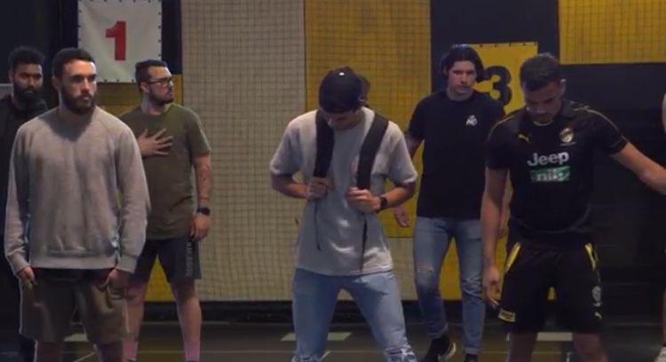 Behind the scenes of 2019 Dreamtime at the 'G War Cry with KGI